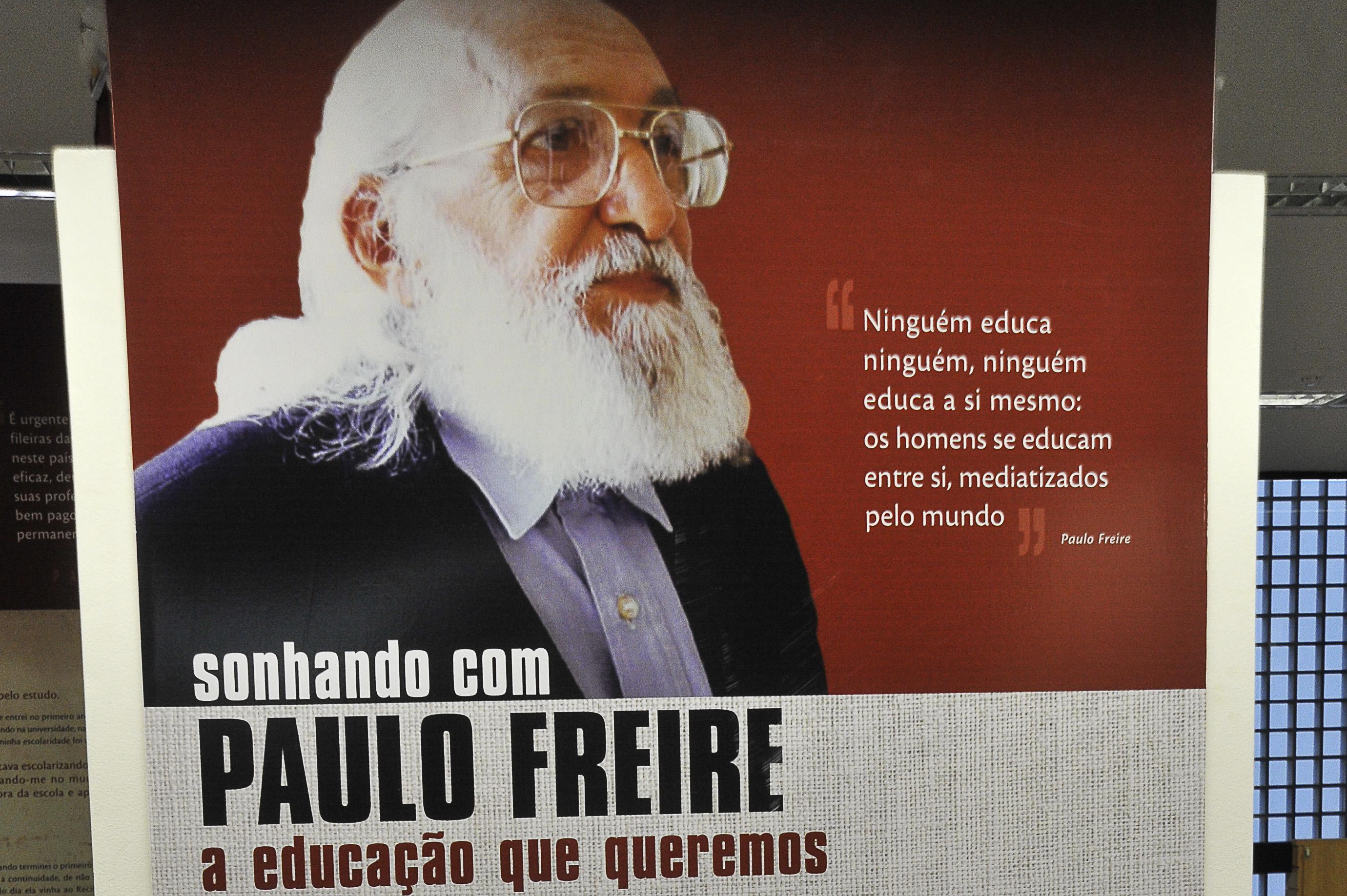 14 De Abril De 1964 Não A Paulo Freire Olhar Do Campus